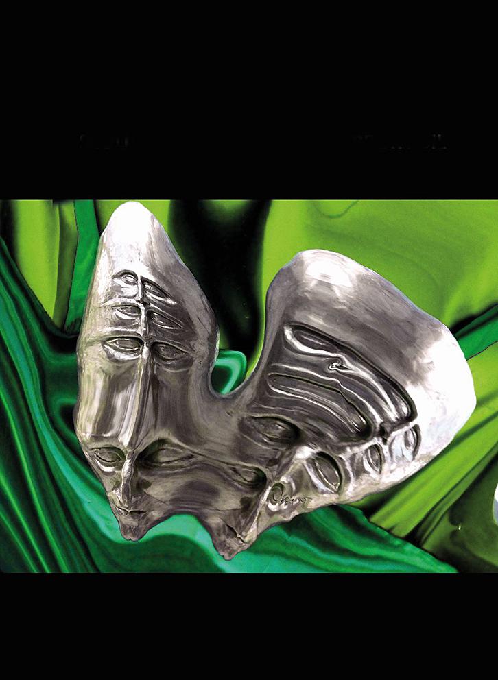 Distorted Sculptures 163