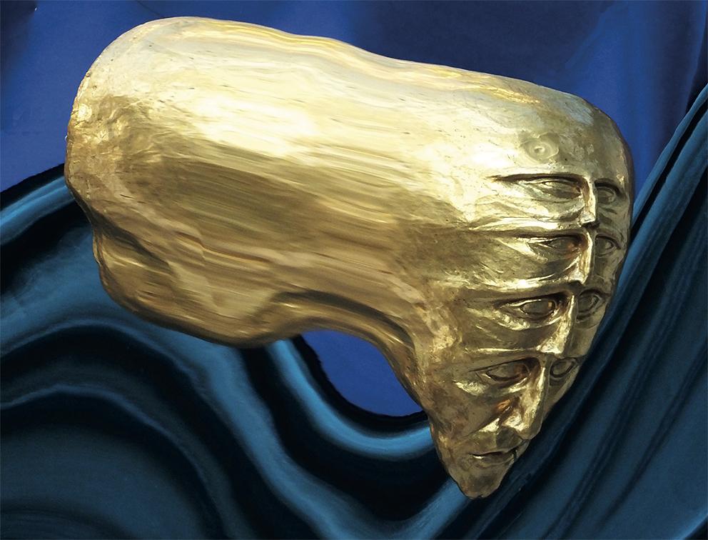 Distorted Sculptures 12