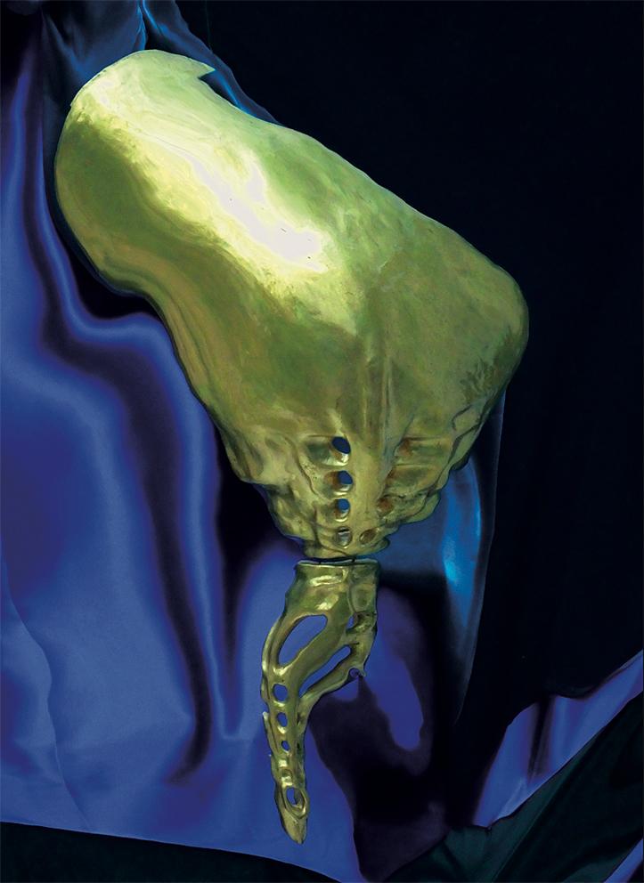 Distorted Sculptures 9