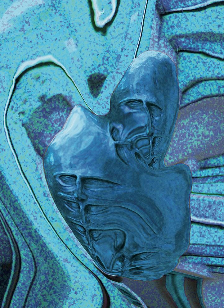 Distorted Sculptures 14