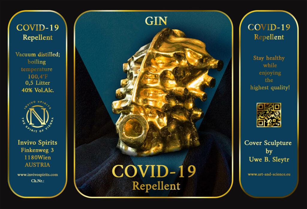 Label COVID-19 Gin